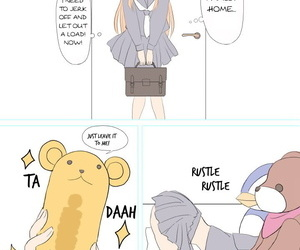 yasumi Futanarina ano ko - Shinonon English Tabunne Scans