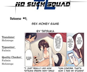 Tatsuka SEX MONEY GAME COMIC Anthurium 2019-09 English =NSS= Digital