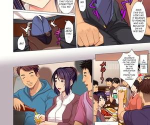 Emori Uki Oba-chan no Waki to Ashi to etc... - Aunties Armpits- Feet- etc... COMIC KURiBERON DUMA 2020-07 Vol. 21 English tengokuoh Digital