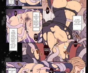 Oda non Biohazard Revelations Rachel if Ero Manga Resident Evil English q91