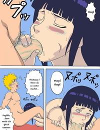 SC36 Naruho-dou Naruhodo Hinata Ganbaru! - Hinata Fight! Naruto German Colorized - part 3