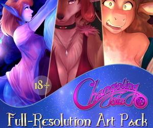 Changeling Tale Full Resolution Art Fill