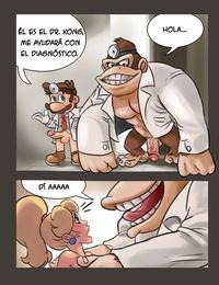 Psicoero Dr. Mario xXx: Segunda Opinion Super Mario Bros. Spanish