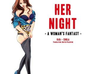 Chola Her Night – A Woman's Fantasy English
