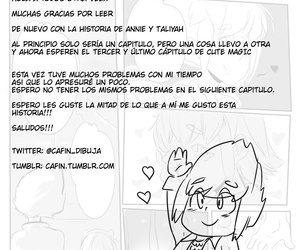 Cafin Cute Magic Instalment 2: Lux The Thief Marriage be beneficial to Legends Spanish