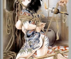 Im Irrgarten des Jito #3 : Jito im Rausch der Fesseln - part 2