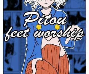 Pitou Toes Worship Nimrod x Nimrod