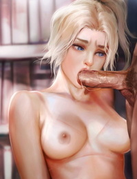 Firolian Mercys second audition FrenchZer0 - part 3
