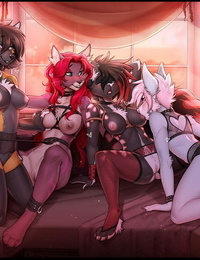 High quality furry females - part 5