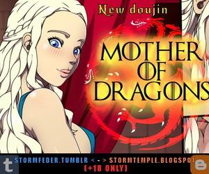 StormFedeR Old woman of Dragons - Madre de Dragones Game of Thrones Spanish VerComicsPorno