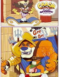 TAWNY OTTER Crash Bandicoot Not so TINY Anymore