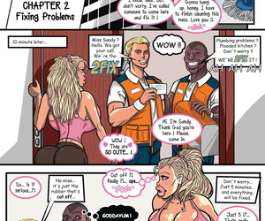 AlexComix Along to Close down b close Life be required of Granulated Ch. 1-5 Reported