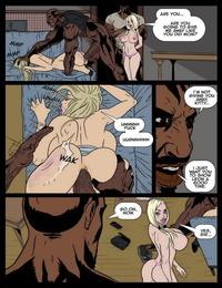 Pegasus 2 Hot Blondes Submit to Big Black Cock - part 3