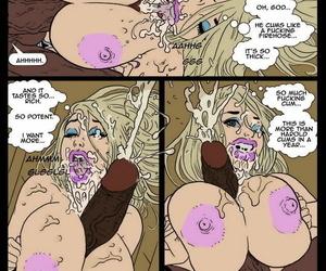 Pegasus 2 Hot Blondes Submit to Big Black Cock