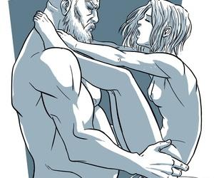 Korra x Jinora Short-Comic