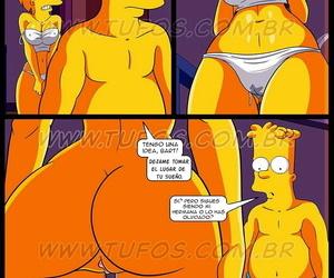 Espionaje Los Simpsons Spanish