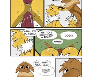 Baaleze Spyeon PokemonColorized by ReDoXX