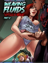 Tracy Scops Bayushi Weaving Fluids #2 Spider-Man