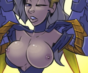 Character ::: Clemency Overwatch - part 5