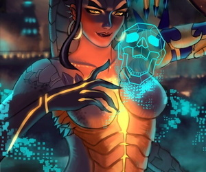 Symmetra overwatch - part 4