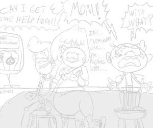 The Loud Mansion Rita Loud
