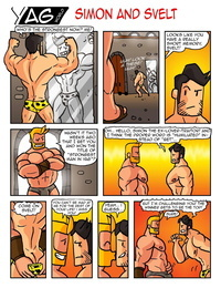Yag World All Comics English - part 5