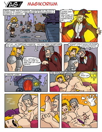 Yag World All Comics English