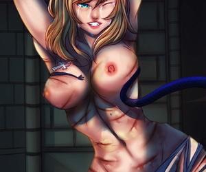 Slay rub elbows with Witcher 3 Girls