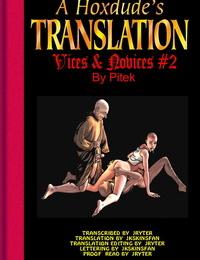 Pitek Vices & Novices #2 English