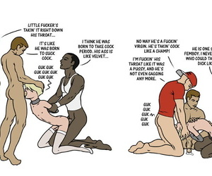 ShadowJack Rub-down make an issue of Misadventures be advisable for Billy Rub-down make an issue of Femboy