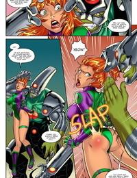 R-EX Gen 13 XXX Comic Ongoing