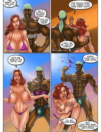 Kaos The Wife and the Black Gardeners 2 Full Pages