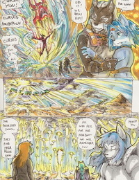 Kagemusha Anubis Stories Chapter 5 - The Battle for Anubipolis - part 2