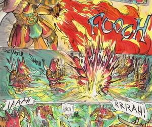 Kagemusha Anubis Stories Chapter 5 - The Battle for Anubipolis - part 2