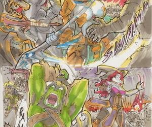 Kagemusha Anubis Stories Chapter 5 - Rub-down the Remedy for Anubipolis
