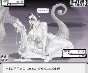 Ruru Raida Milftwo X Horsex Pokemon English - fidelity 2