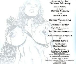 Budd Stem Cavewoman: Carrie's Sanctum Almanac
