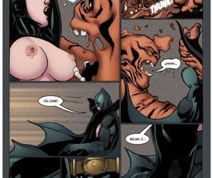 Shade Superheroes Repression Swart Progressive