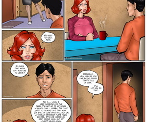 Kaos Annabelles New Life 2 Full Pages