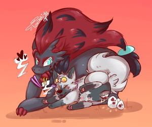 ToxicClaws Dog Boned Pokemon