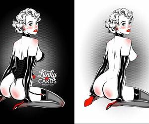 Kinky Cards - Powerful Nude Exposure - part 3