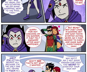 Incognitymous - Teen Titans - Emotion Sickness - part 2