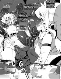 Dragoon-Rekka A LINK VERY TIGHT The Legend of Zelda English