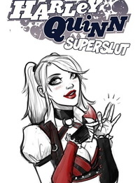 DevilHS Harley Quinn Superslut reordered