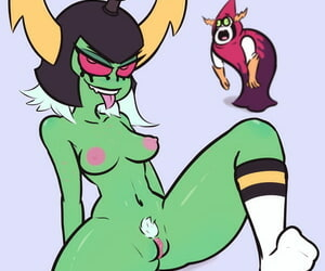 Lord Dominator bevy - part 4