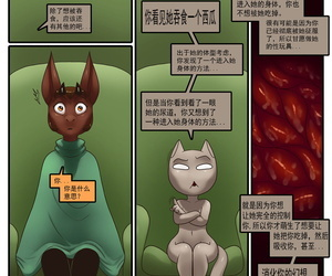 James Howard Vore Story Ch. 1 - Transmitted to Watermelon Chinese 简体