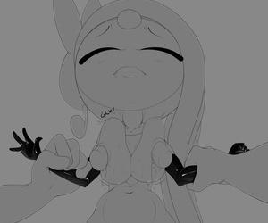NotBoogie Meloetta Nipplefuck Pokemon
