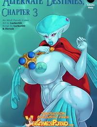 LurkerGG Destinos Alternos #3 The Legend of Zelda Spanish