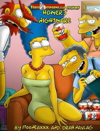 The Simpsons - Homers Nightmare