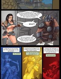 MarkyDaySaid Dragonborn and the Dark Brotherhood The Elder Scrolls Ongoing